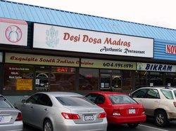 Desi Dosa Madras Restaurant