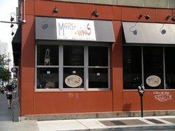Mars Venus Cafe Resto Bar