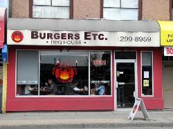 Burgers Etc. BBQ House