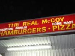 Real McCoy Burgers & Pizza