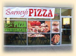Barney's Halal Chicken and Pizza Restaurant