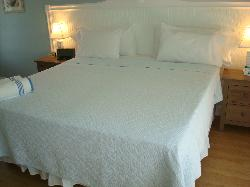 The HUGE bed