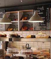 Deli's cafe