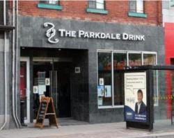 The Parkdale Drink