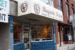 Chez Meme Baguette Bistro