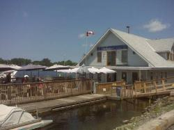 Rockcliffe Boathouse