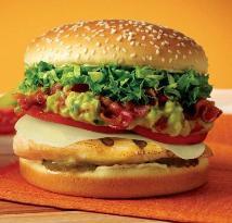 Texx Big Burger
