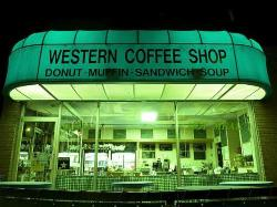 Western Coffee Shop