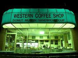 Western Coffee Shop