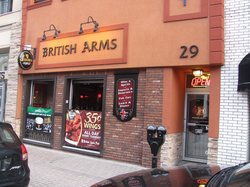 British Arms Pub