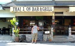 Thai 1 On Bar & Grill