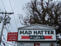 Mad Hatter Cafe