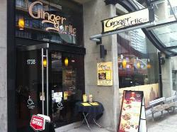 Ginger Garlic Authentic Indian Cuisine