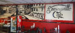 Springville Cafe
