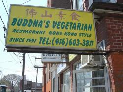 Buddha's Vegetarian Foods