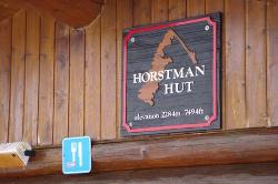 Horstman Hut