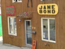 Jane Bond Cafe