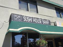 Sushi House Banff