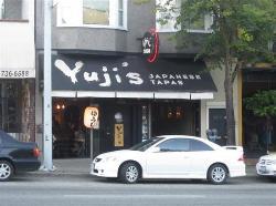 Yuji's Japanese Tapas