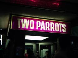 The Two Parrots Perch and Grill