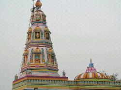 Morgaon Mayureshwar Temple