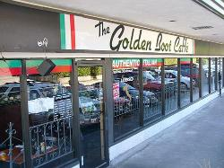 Golden Boot Cafe