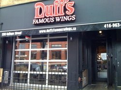 Duff's Famous Wings