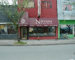 Nirvana Restaurant and Lounge