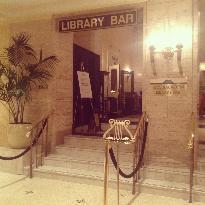 Library Bar- The Royal York Hotel