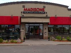 Madisons New York Grill & Bar