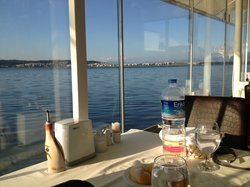 Ayvalik City Club Yoruk Mehmet's Restaurant
