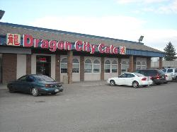 Dragon City Chinese Cuisine