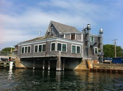 Woods Hole Drawbridge