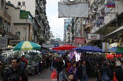 鸭寮街跳蚤市场