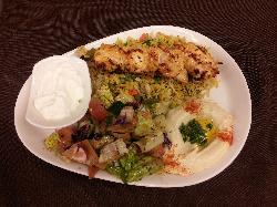 Taza Mediterranean Grill