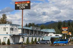 Canyon Motor Inn Restaurant