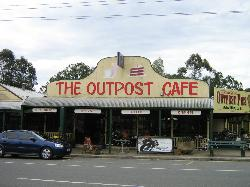 ‪The Outpost Cafe‬