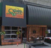 Iguana Sushi