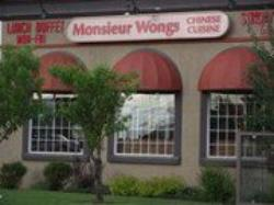 Monsieur Wong's