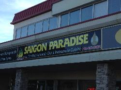 Saigon Paradise Restaurant Ltd