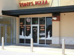 Tony's Pizza House