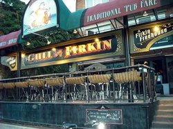 Gull and Firkin