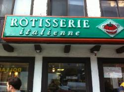 Rotisserie Italienne