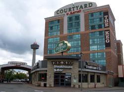 Courtyard Motel & Restaurant