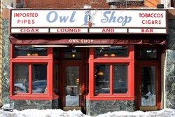 Owl Shop Cigar Lounge and Bar