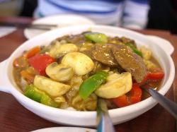 Buddhist Vegetarian Kitchen