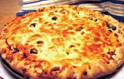 Alitalia Pizza