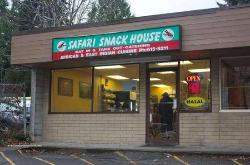Safari Snack House & Grill