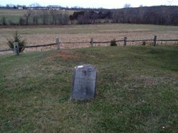 Grave of Stonewall Jackson's Arm