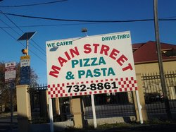 Main Street Pizza & Pasta